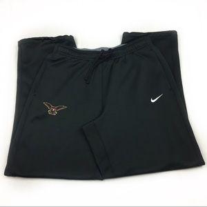Nike Thermal- Fit Black Sweatpants, size Large.